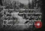 Image of early paths roads and wagon routes west in United States United States USA, 1929, second 41 stock footage video 65675031469