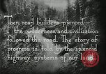 Image of early paths roads and wagon routes west in United States United States USA, 1929, second 42 stock footage video 65675031469