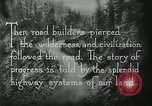 Image of early paths roads and wagon routes west in United States United States USA, 1929, second 47 stock footage video 65675031469
