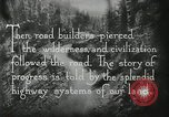 Image of early paths roads and wagon routes west in United States United States USA, 1929, second 49 stock footage video 65675031469