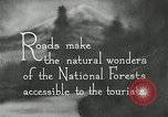 Image of developed roads United States USA, 1929, second 4 stock footage video 65675031478