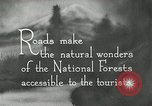 Image of developed roads United States USA, 1929, second 8 stock footage video 65675031478