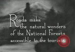 Image of developed roads United States USA, 1929, second 9 stock footage video 65675031478