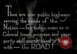 Image of developed roads United States USA, 1929, second 49 stock footage video 65675031478