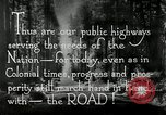 Image of developed roads United States USA, 1929, second 50 stock footage video 65675031478