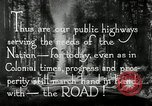 Image of developed roads United States USA, 1929, second 54 stock footage video 65675031478