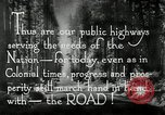 Image of developed roads United States USA, 1929, second 55 stock footage video 65675031478