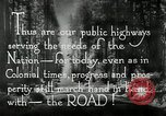 Image of developed roads United States USA, 1929, second 56 stock footage video 65675031478