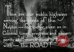 Image of developed roads United States USA, 1929, second 58 stock footage video 65675031478