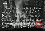 Image of developed roads United States USA, 1929, second 59 stock footage video 65675031478