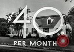 Image of home ownership United States USA, 1936, second 26 stock footage video 65675031481