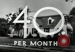 Image of home ownership United States USA, 1936, second 27 stock footage video 65675031481