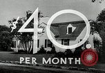 Image of home ownership United States USA, 1936, second 28 stock footage video 65675031481