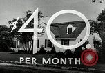 Image of home ownership United States USA, 1936, second 29 stock footage video 65675031481