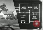 Image of home ownership United States USA, 1936, second 50 stock footage video 65675031481