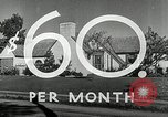 Image of home ownership United States USA, 1936, second 56 stock footage video 65675031481