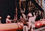 Image of Construction of Liberty Ships Sausalito California USA, 1944, second 4 stock footage video 65675031501