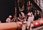 Image of Construction of Liberty Ships Sausalito California USA, 1944, second 5 stock footage video 65675031501