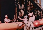 Image of Construction of Liberty Ships Sausalito California USA, 1944, second 7 stock footage video 65675031501