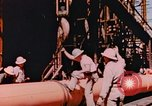 Image of Construction of Liberty Ships Sausalito California USA, 1944, second 11 stock footage video 65675031501
