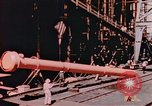 Image of Construction of Liberty Ships Sausalito California USA, 1944, second 16 stock footage video 65675031501