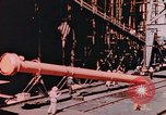 Image of Construction of Liberty Ships Sausalito California USA, 1944, second 17 stock footage video 65675031501