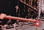 Image of Construction of Liberty Ships Sausalito California USA, 1944, second 18 stock footage video 65675031501