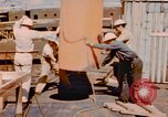 Image of Construction of Liberty Ships Sausalito California USA, 1944, second 21 stock footage video 65675031501
