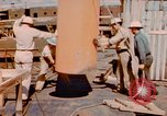 Image of Construction of Liberty Ships Sausalito California USA, 1944, second 22 stock footage video 65675031501