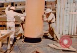Image of Construction of Liberty Ships Sausalito California USA, 1944, second 25 stock footage video 65675031501