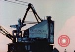 Image of Construction of Liberty Ships Sausalito California USA, 1944, second 31 stock footage video 65675031501
