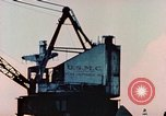 Image of Construction of Liberty Ships Sausalito California USA, 1944, second 33 stock footage video 65675031501