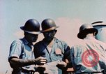 Image of Construction of Liberty Ships Sausalito California USA, 1944, second 59 stock footage video 65675031501