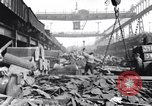 Image of Recycling scrap in Steelmaking United States USA, 1943, second 13 stock footage video 65675031505