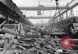 Image of Recycling scrap in Steelmaking United States USA, 1943, second 14 stock footage video 65675031505