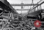 Image of Recycling scrap in Steelmaking United States USA, 1943, second 16 stock footage video 65675031505