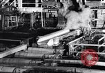 Image of formation of steel beams United States USA, 1943, second 40 stock footage video 65675031512