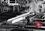 Image of formation of steel beams United States USA, 1943, second 41 stock footage video 65675031512