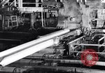 Image of formation of steel beams United States USA, 1943, second 42 stock footage video 65675031512