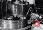Image of manufacture of steel wire United States USA, 1943, second 59 stock footage video 65675031514