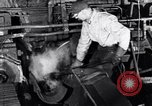 Image of production of seamless tubing United States USA, 1943, second 35 stock footage video 65675031515