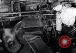 Image of production of seamless tubing United States USA, 1943, second 36 stock footage video 65675031515
