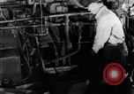 Image of production of seamless tubing United States USA, 1943, second 40 stock footage video 65675031515