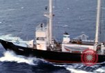 Image of Seismic survey Pacific Ocean, 1963, second 11 stock footage video 65675031518