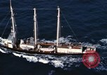 Image of Seismic survey Pacific Ocean, 1963, second 32 stock footage video 65675031518
