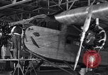 Image of Ford 4-AT-A Airplane Dearborn Michigan USA, 1927, second 9 stock footage video 65675031532