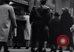 Image of New York City New York City USA, 1939, second 57 stock footage video 65675031539