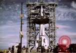 Image of V-2 rocket New Mexico United States USA, 1945, second 30 stock footage video 65675031549