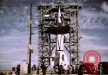 Image of V-2 rocket New Mexico United States USA, 1945, second 32 stock footage video 65675031549