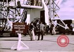 Image of V-2 rocket New Mexico United States USA, 1945, second 36 stock footage video 65675031549